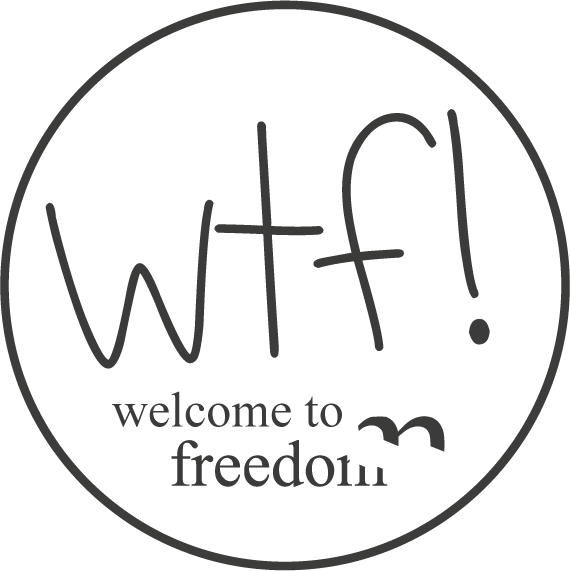 Welcome to Freedom! – schön, dass Du da bist…